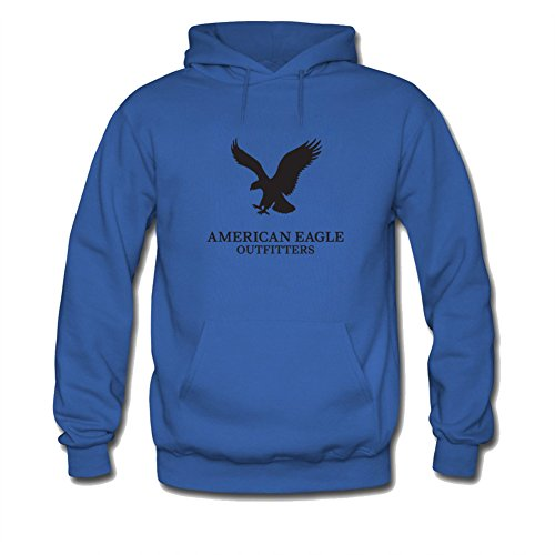 American Eagle Outfitters Logo For men Printed Sweatshirt Pullover Hoody