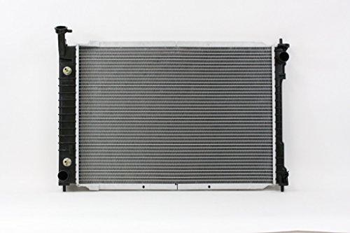- Radiator - Pacific Best Inc For/Fit 2259 99-02 Nissan Quest Mercury Villager Van AT/MT Plastic Tank Aluminum Core