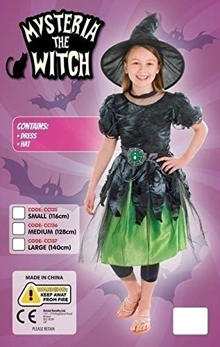 Mysteria The Witch (L)