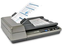 Xerox DocuMate 3220 Sheetfed Scanner. XEROX DOCUMATE 3220 FB DUPL 23PPM/46IPM USB 600DPI LGL 50SH-ADF O-SCAN. 24-bit Color - 8-bit Grayscale - USB