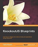 KnockoutJS Blueprints Front Cover