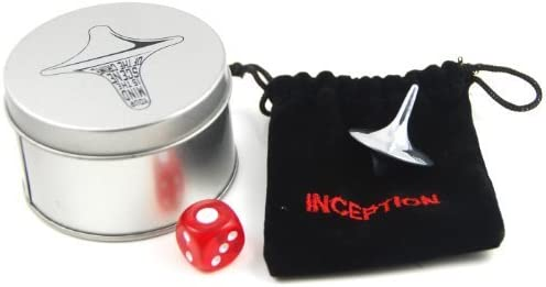 Perfect Gift Inception Spinning Top Cobb Totem Spin Accurate Prop ...