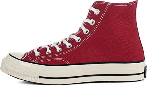 Star Canvas All Hi Prem Rouge Rojo Mixte Basses Adulte Baskets Converse 1970's XO5qaa