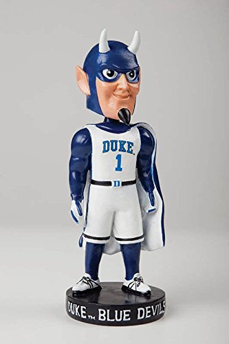 Bobbleheads Blue Devil Mascot Duke Blue Devils Duke University Bookstore