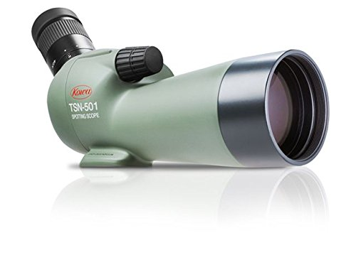 Kowa TSN-501 50mm Angled Spotting Scope w/ 20-40x Zoom Eyepiece, Green, Compact, by Kowa (Image #3)