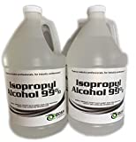 Isopropyl Alcohol 99% Anhydrous - 4 Gallon