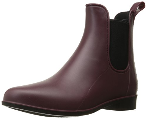 Sam Edelman Women's Tinsley Rain Shoe, Sangria Matte, 9 M US
