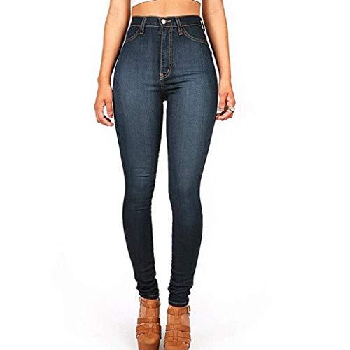 Donna Vita Alta Aderenti Pantaloni Da A 2 Rxf E Slim twqTXA
