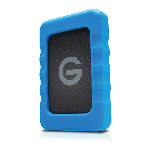 G Technology G DRIVE Rugged lightweight drive