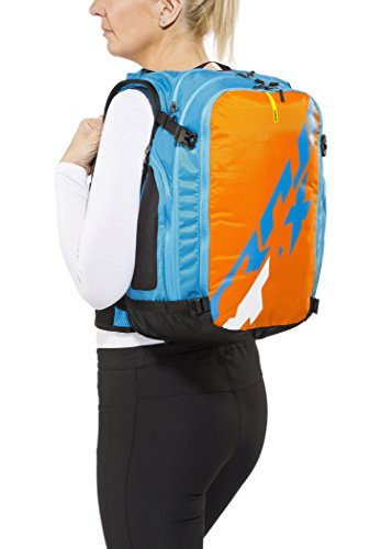 Mavic Crossmax Hydropack 25L Sport / Fahrrad Trinkrucksack blau/orange