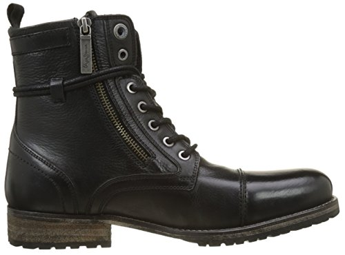 Zipper Pepe Nero Stivali Jeans Uomo black New Melting Classici ECwfCgq