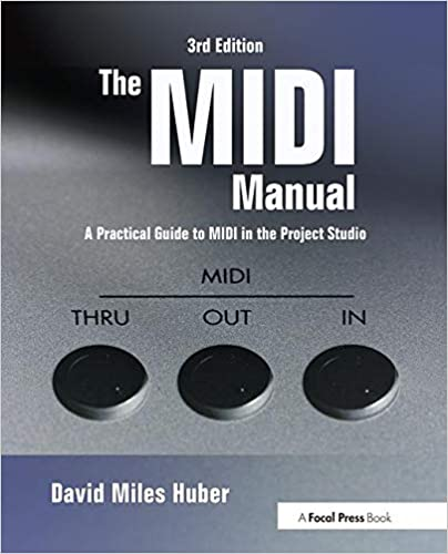 the midi manual second edition audio engineering society presents