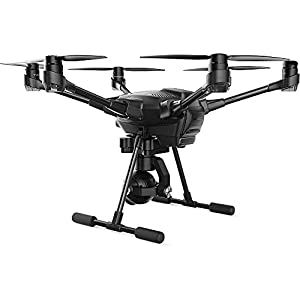 Typhoon H 4k Collision Avoidance Hexacopter w/Battery, Charger, ST16 Controller by Yuneec USA Inc.