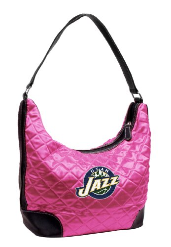 NBA Utah Jazz Quilted Hobo by Littlearth