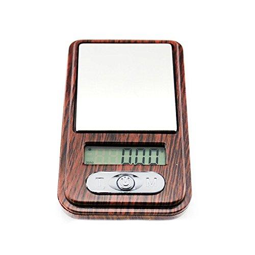 Zhrui Báscula de Bolsillo de precisión 0.01g Báscula de Bolsillo electrónica Digital: Amazon.es