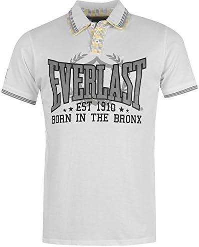 Polo Camiseta Everlast para Hombre Fitnessmode: Amazon.es ...