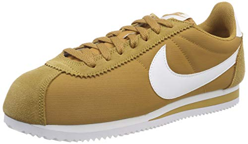 Chaussures Bronze Nylon de Muted 001 Multicolore Cortez White Classic Homme Fitness Nike f1wtznxq