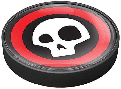 GoBadges IP33 Skull Engine Starter Button for Mini Cooper