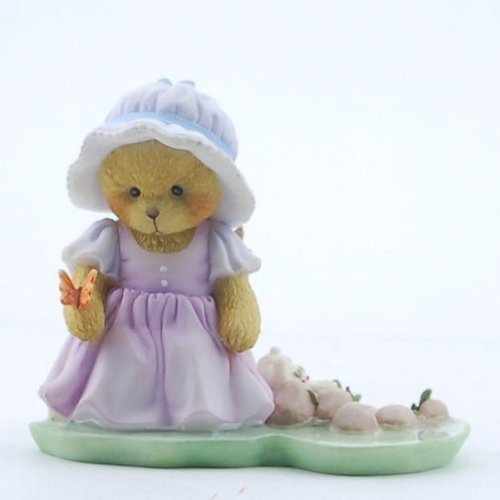 ar Pond Butterfly 2013 Aubrey (Cherished Teddies Bear)