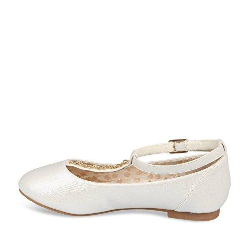 LOVELY SKULL, Mädchen Ballerinas