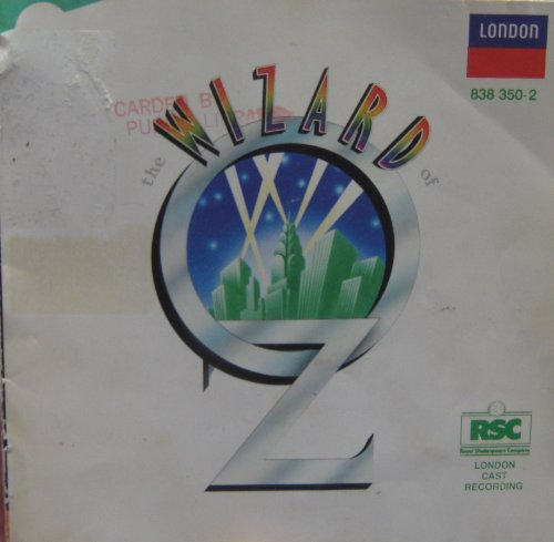 Wizard of Oz / London Cast ()
