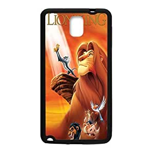 Happy The Lion King Case Cover For samsung galaxy Note3 Case
