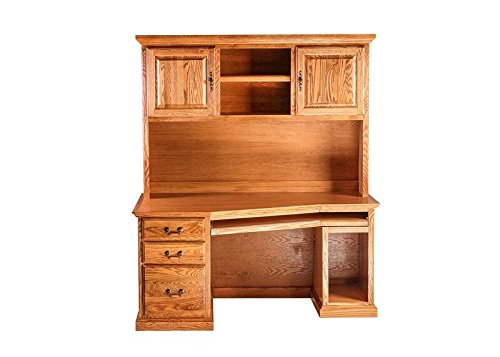 Forest Designs FD-1016- TG-58w-NA Traditional Hutch, 58
