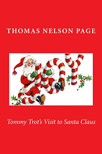 tommy trots visit to santa claus illustrated edition classic christmas books book 31 - Classic Christmas Books
