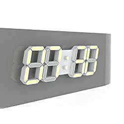 ROIRETNI Mood LED Wall Clock PLUS+