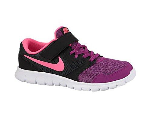 Nike - Experiência Flex 3 653699502 Cor: Rosa Tamanho Preto: 28,5