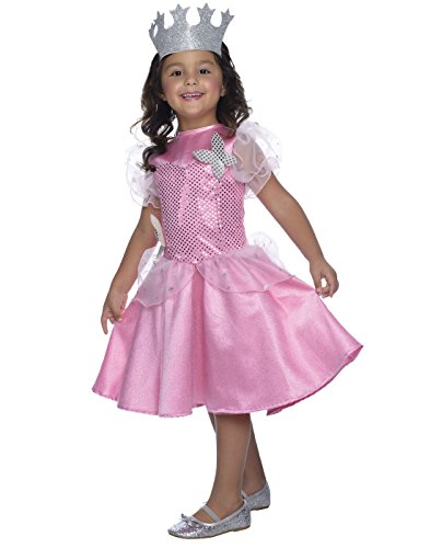 Rubie's Costume Wizard of Oz Glinda Sequin Dress Child Costume, Small - Good Costumes For Kids