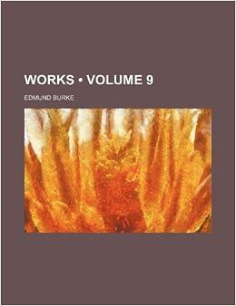 Book Works (Volume 9)