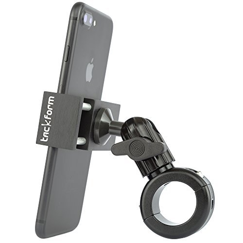 Metal Motorcycle Mount for Phone - by TACKFORM [Enduro...