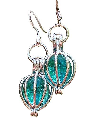Mason Jar Earrings