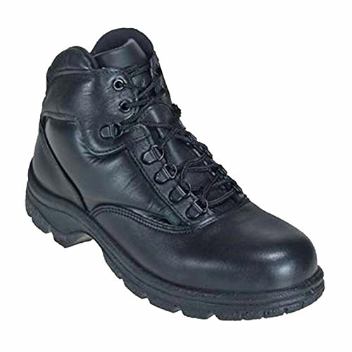 Thorogood Women's Softstreets 6'' Hiker,Black,8.5 M US by Thorogood