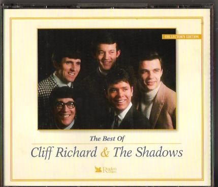 READERS DIGEST THE BEST OF CLIFF RICHARD & THE SHADOWS (5 CD BOXSET) By VARIOUS ARTISTS (0001-01-01) (The Best Of Cliff Richard And The Shadows)