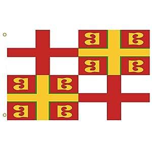 Byzantine Empire 1350 AD flag 3x5ft banner