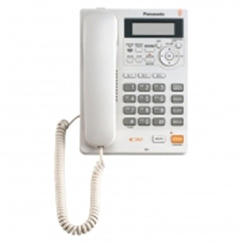 Panasonic KXTS620W 1-Line Corded Caller ID Integrated Telephone with All-Digital Answering System White consumer electronics ()