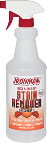 Mr. Hard Water CRUS - 1032 Ironma Stain Remover Concentrate, 32-Ounce (Acid Cleaner Brick Patio)
