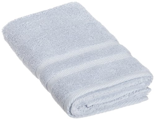 Nautica Cotton Bath Towel (Nautica J Class Bleach Safe Hand Towel, Ice Blue)
