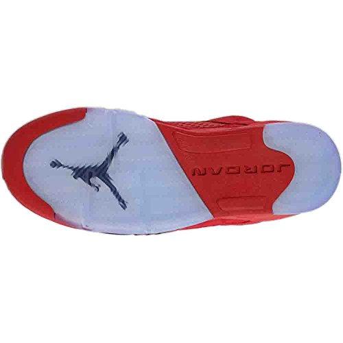 more photos 278ce 09be0 Nike Kids Air Jordan 5 Retro BG University Red Black 440888-602 ...