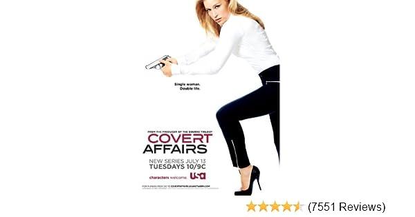 covert affairs season 1 episode 3 cast