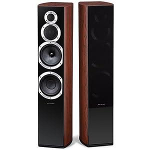 Wharfedale Diamond 10.7 Rosewood Tower Speakers (Pair)