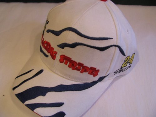 Jeff-Gordon-24-Racing-Stripes-Movie-Hat-Cap-One-Size-Fits-Most-OSFM-Chase-Authentics
