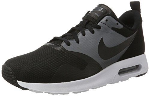 Nike Herren Air Max Tavas SE Sneakers Schwarz (Black/black/dark Grey)