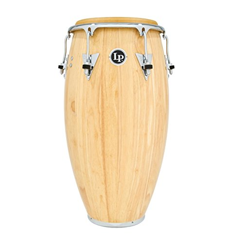 LP522X-AWC Classic Wood 11'' Quinto (Natural Wood/Chrome) by Latin Percussion