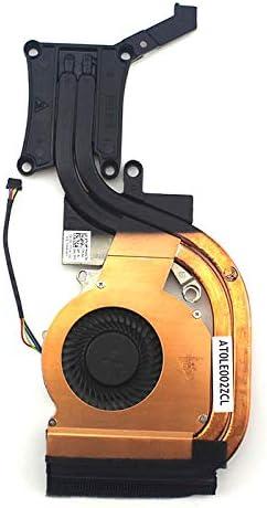 HK-PART Replacement Fan for Dell Latitude E6430 CPU Cooling Fan Heatsink 09C7T7 CN-09C7T7
