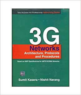 Buy 3g Networks Architecture Protocols And Procedures Book Online