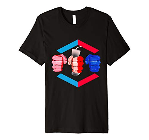 3 Piece And A Soda T-Shirt Funny Gift Shirt