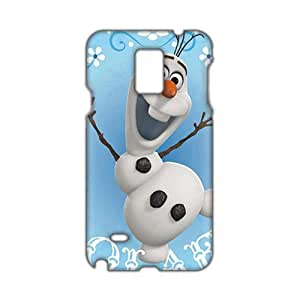 Angl 3D Case Cover cartoon Frozen Phone Iphone 4/4S